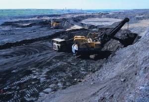 Alberta, Canada, oil sands mining