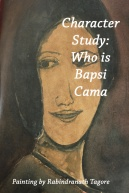 Who is Bapsi Cama?