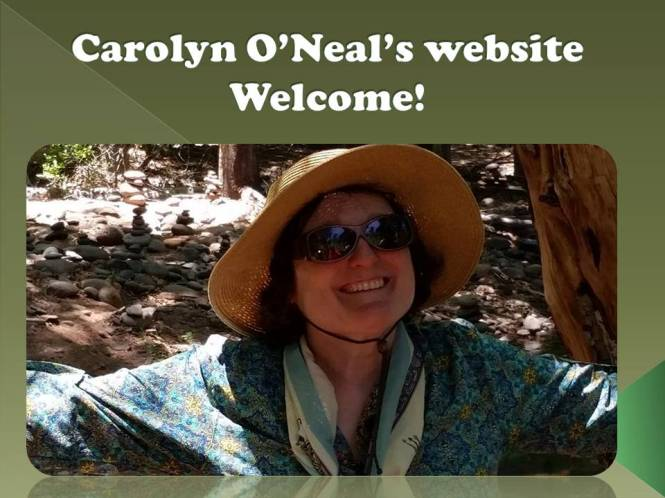 Carolyn O_Neal_s website